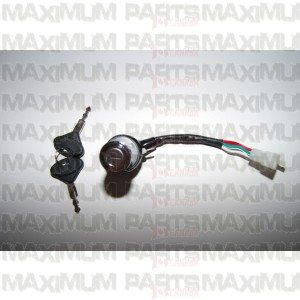Ignition Switch 3 wires 6.000.158 With key