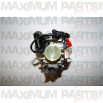 Carburetor 24 mm GY6 150 16100-KAT-913-AFT Air Filter