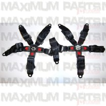 Safety Belt / Seat Belt Comp. 5 points 6.000.354
