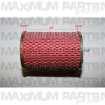 6.000.151 Air Filter 150 GY6 Side