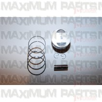 Piston Set GY6 150cc Top