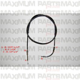 Reverse Cable Go Kart / Buggy 150cc / 250cc 6.000.040